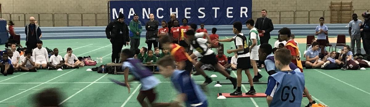 MPEA Sportshall Athletics finals